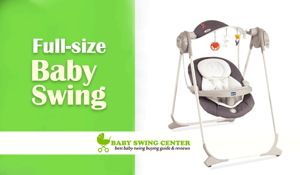 Full-size-Baby-Swing